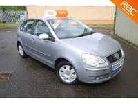 USED 2006 06 VOLKSWAGEN POLO 1.4 S 5d AUTO 74 BHP 3 MONTHS WARRANTY