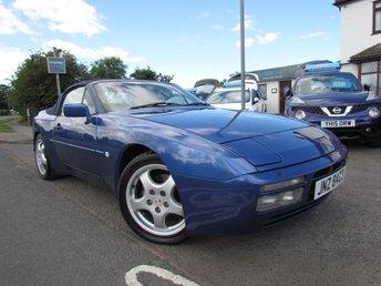1991 PORSCHE 944 3.0 S2 16V 3d 211 BHP £11995.00