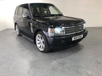 USED 2004 M LAND ROVER RANGE ROVER 2.9 TD6 HSE 5d AUTO 175 BHP