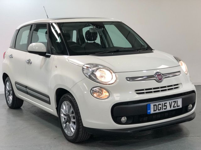 View our FIAT 500L