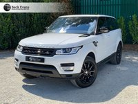 USED 2017 LAND ROVER RANGE ROVER SPORT 3.0 SDV6 HSE DYNAMIC SPECK 5d AUTO 306 BHP