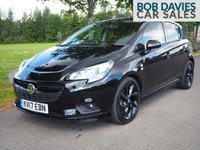 USED 2017 17 VAUXHALL CORSA 1.4 LIMITED EDITION ECOFLEX 5d 89 BHP
