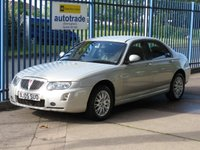 USED 2005 05 ROVER 75 2.0 CLASSIC CDTI 4d Full leather Alloys Heated seats Diesel with Full Leather