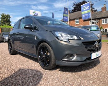 2016 VAUXHALL CORSA 1.4 LIMITED EDITION 3d 89 BHP £9095.00
