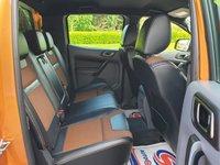 USED 2016 16 FORD RANGER 3.2 WILDTRAK 4X4 DCB TDCI 1d AUTO 197 BHP