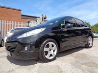USED 2010 60 PEUGEOT 207 1.6 SPORT 5d 120 BHP ONE OWNER FROM NEW