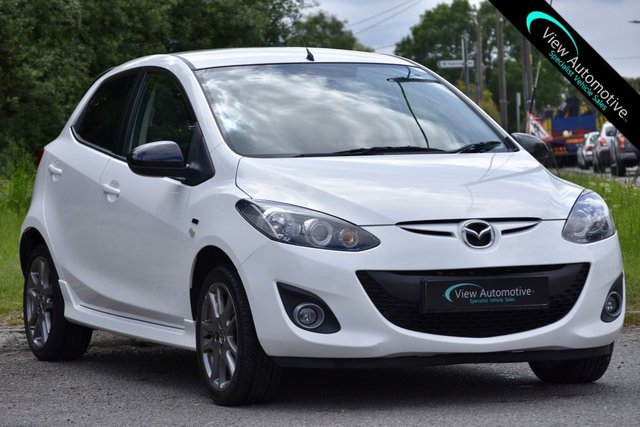 2014 14 MAZDA 2 1.3 SPORT COLOUR EDITION 5d 83 BHP