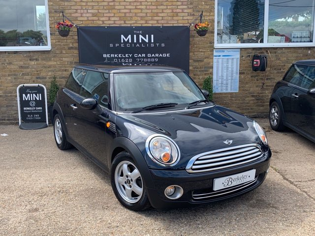 Used Mini Cars In Holyport From Berkeley Cars