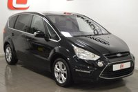 USED 2013 13 FORD S-MAX 1.6 TITANIUM TDCI S/S 5d 115 BHP LOW MILES + SERVICE HISTORY + RARE MANUAL GEARBOX + PART EX WELCOME