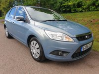 USED 2009 59 FORD FOCUS 1.6 ECONETIC TDCI 5d 109 BHP **£30 ROAD FUND**2 OWNERS**GREAT CONDITION**