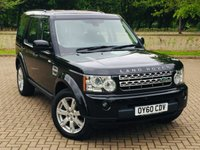 2010 LAND ROVER DISCOVERY 4 3.0 4 TDV6 XS 5d AUTO 245 BHP