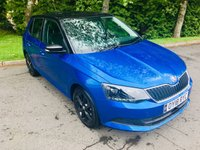 2018 SKODA FABIA 1.0 COLOUR EDITION TSI 5d 94 BHP £9995.00