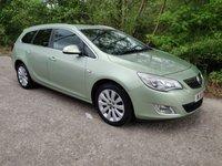 2011 VAUXHALL ASTRA 1.6 SE 5d AUTO 113 BHP £4895.00