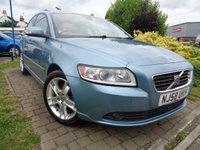 2008 VOLVO S40 1.6 SE 4d 100 BHP £1989.00