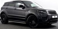 USED 2017 17 LAND ROVER RANGE ROVER EVOQUE 2.0 TD4 HSE Dynamic AWD (s/s) 5dr Auto Pan Roof, Black Pack, Sat Nav