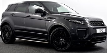 2017 LAND ROVER RANGE ROVER EVOQUE 2.0 TD4 HSE Dynamic AWD (s/s) 5dr Auto £30995.00