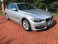 2013 BMW 3 SERIES 2.0 320D SPORT 4d 184 BHP £9990.00