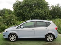 USED 2005 55 SEAT ALTEA 1.6 STYLANCE 5d 101 BHP