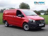 2019 MERCEDES-BENZ VITO 2.1 114 PURE L2 1d 136 BHP £SOLD