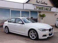 2013 BMW 3 SERIES 2.0 320D M SPORT 4d 181 BHP £9390.00