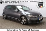 USED 2016 16 VOLKSWAGEN GOLF 2.0 GTD 5DR SAT NAV HEATED SEATS 1 OWNER 181 BHP FULL SERVICE HISTORY + £20 12 MONTHS ROAD TAX + SATELLITE NAVIGATION + HEATED SEATS + PARKING SENSOR + BLUETOOTH + CRUISE CONTROL + CLIMATE CONTROL + MULTI FUNCTION WHEEL + DAB RADIO + PRIVACY GLASS + XENON HEADLIGHTS + ELECTRIC WINDOWS + RADIO/CD/AUX/USB/SD + ELECTRIC MIRRORS + 18 INCH ALLOY WHEELS