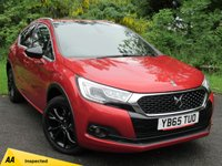 USED 2015 65 DS DS 4 1.6 BLUEHDI CROSSBACK S/S 5d  **HIGH SPECIFICATION**LOW RUNNING COSTS**