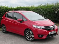 USED 2017 67 HONDA JAZZ 1.3 I-VTEC EX 5d AUTOMATIC * 128 POINT AA INSPECTED * 12 MONTHS AA BREAKDOWN COVER *