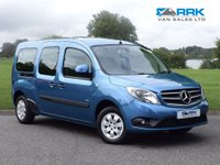 2017 MERCEDES-BENZ CITAN 1.5 111 CDI TRAVELINER 5d 110 BHP Long 7 Seats £14690.00