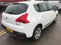 USED 2013 13 PEUGEOT 3008 1.6 ACTIVE HDI FAP 5d 112 BHP
