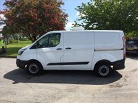 USED 2014 14 FORD TRANSIT CUSTOM 2.2 290 LR P/V 1d 124 BHP Fridge/Freezer Van