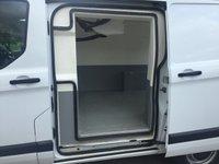 USED 2014 14 FORD TRANSIT CUSTOM 2.2 290 LR P/V 1d 124 BHP Fridge/Freezer Van