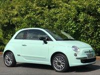 2015 FIAT 500 1.2 CULT 3d 69 BHP £7290.00