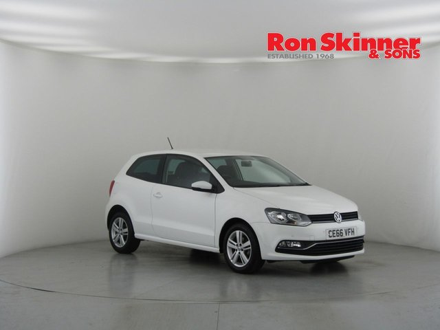 View our 2016 66 VOLKSWAGEN POLO 1.2 MATCH TSI 3d 89 BHP
