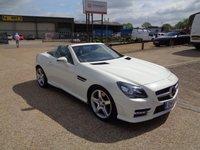 2013 MERCEDES-BENZ SLK 2.1 SLK250 CDI BLUEEFFICIENCY AMG SPORT 2d AUTO 204 BHP £14495.00