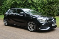 2017 MERCEDES-BENZ A CLASS 2.1 A 200 D AMG LINE EXECUTIVE 5d AUTO 134 BHP £SOLD