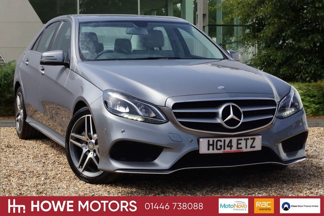 2014 14 MERCEDES-BENZ E CLASS 3.0 E350 BLUETEC AMG SPORT 4d AUTO 249 BHP NAVIGATION FULL HEATED LEATHER 18