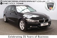 USED 2013 13 BMW 3 SERIES 2.0 316D SPORT TOURING 5DR 114 BHP FULL BMW SERVICE HISTORY + PARKING SENSOR + BLUETOOTH + CRUISE CONTROL + CLIMATE CONTROL + MULTI FUNCTION WHEEL + DAB RADIO + ELECTRIC WINDOWS + RADIO/CD/AUX/USB + ELECTRIC MIRRORS + 17 INCH ALLOY WHEELS