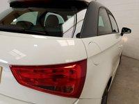 USED 2012 62 AUDI A1 1.4 TFSI S LINE 3d 122 BHP