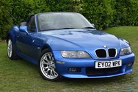 USED 2002 02 BMW Z3 2.2 Z3 SPORT ROADSTER 2d 168 BHP