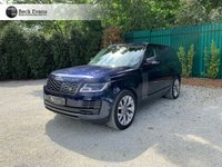 USED 2018 18 LAND ROVER RANGE ROVER 2.0 AUTOBIOGRAPHY PLUG IN HYBRID 5d AUTO 399 BHP