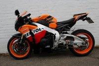 2011 HONDA CBR CBR1000RR REPSOL FIREBLADE £5990.00