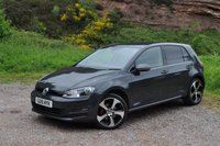 "USED 2016 16 VOLKSWAGEN GOLF 1.6 MATCH TDI BLUEMOTION TECHNOLOGY 5d 109 BHP GTD GTI SANTIAGO 18"" ALLOYS"