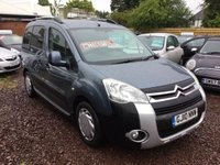 2010 CITROEN BERLINGO 1.6 MULTISPACE XTR HDI 5d 90 BHP £3999.00