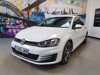 2015 VOLKSWAGEN GOLF 2.0 GTD 3d 182 BHP £14894.00