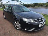 USED 2008 58 SAAB 9-3 1.9 AERO TTID 4d 180 BHP **DRIVES GREAT**