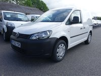 USED 2013 62 VOLKSWAGEN CADDY C20 PLUS 1.6 TDI 102 BHP Popular TDI Caddy Direct From Electric Authority With Low Mileage, Air Conditioning Etc Very Clean Example!