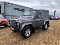 USED 2008 57 LAND ROVER DEFENDER 90  Defender 90 2.4 TDi County 4X4 3dr