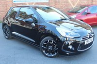 USED 2016 16 DS DS 3 1.6 THP DSPORT S/S 3d 161 BHP GRATE CAR *1 OWNER *