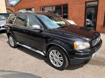 2010 VOLVO XC90 2.4 D5 EXECUTIVE AWD 5DOOR AUTO 185 BHP £8990.00