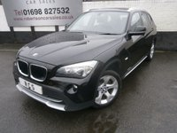 USED 2010 60 BMW X1 2.0 XDRIVE 18D SE 5dr STUNNING 4x4 ESTATE